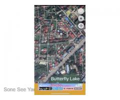 (CJV-001967),For JV Construct Land, Near Malikha Housing,Thingangyun Township