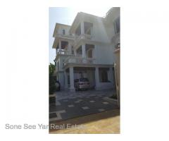 Sale, Entry from University Avenue Road to Inya Myaing Road, Bahan Township