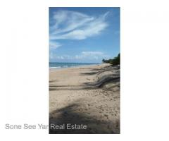 Sale Chaungthar Land Sea View 8 Acre Pathein Township