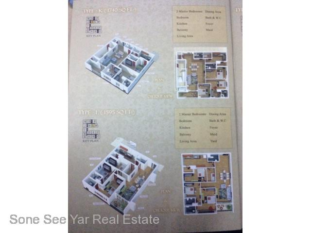 For Pre-sale 12.5 Storey HLAING TSW