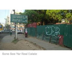 (SL 24-00340) , Corner of Upper Pansodan Road & Myanmar Gone Yi Street